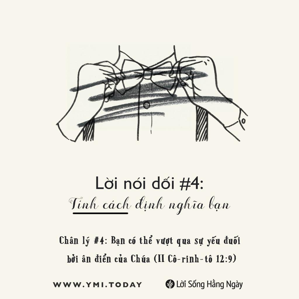 Lời nói dối #4