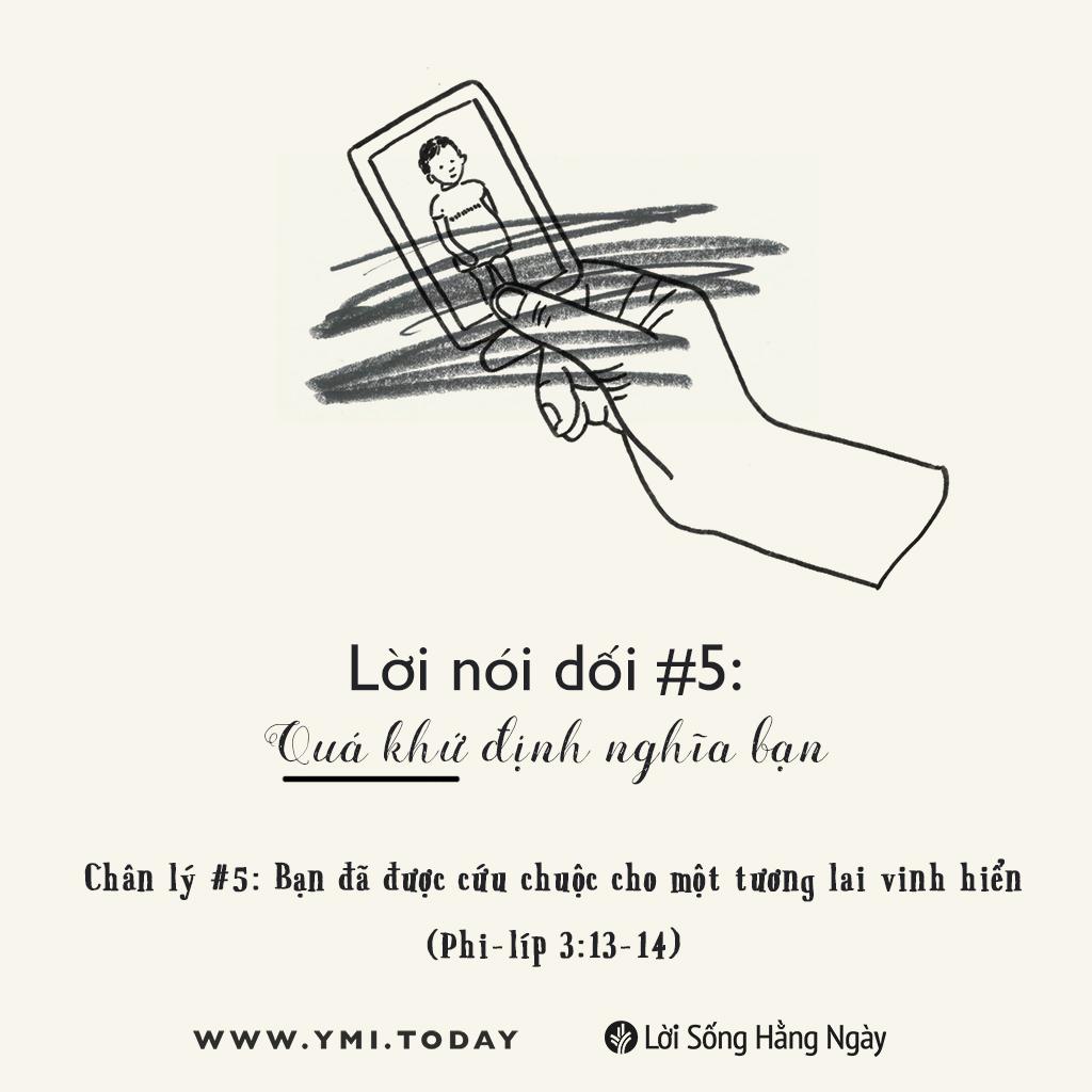 Lời nói dối #5